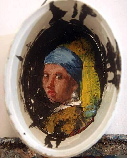 Алексей Сергеев - выставка объектов и картин